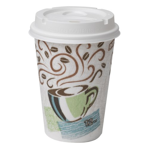 Dixie Perfectouch 5342combo600 Grab N Go Cup And Lid Pack