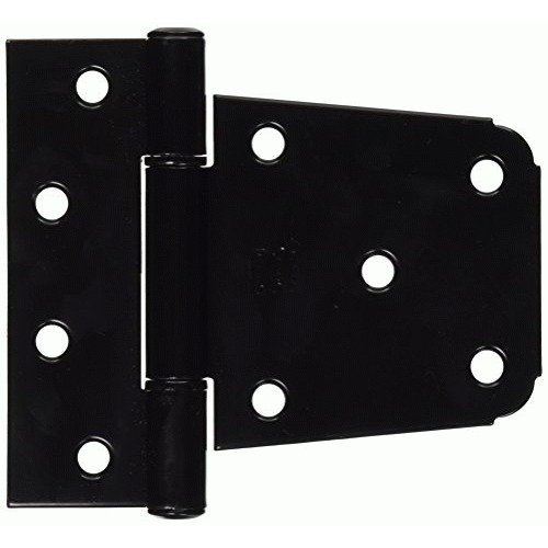 National Hardware N343-475 DPV879 Self-Closing Gate Kit in Black