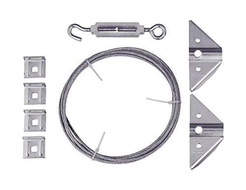 National Hardware N343-475 DPV879 Self-Closing Gate Kit in Black