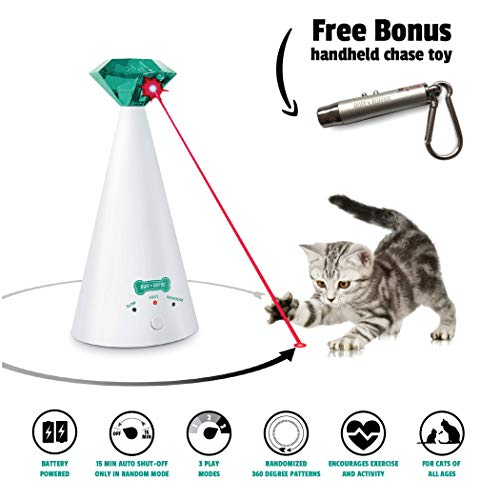 Van Ness Cat Ez Fill Automatic Waterer & Feeder 58oz Modern Techniques Pet Supplies Dishes, Feeders & Fountains